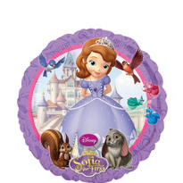 Sofia the First Balloon