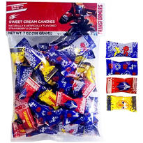Transformers Cream Candies