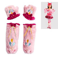 Child Pinkie Pie Arm and Leg Warmer Set - My Little Pony