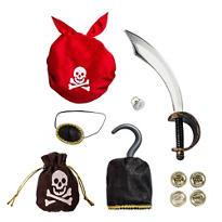 Child Swashbuckling Pirate Accessory Kit
