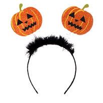 Child Pumpkin Head Bopper