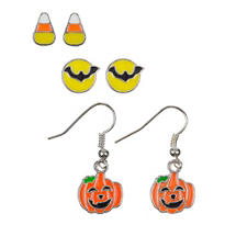Halloween Stud Earrings 3ct