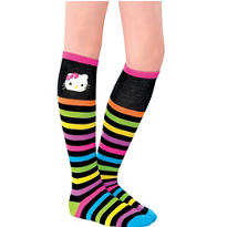Child Hello Kitty Knee-High Socks