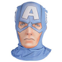 Captain America Partysuit Mask