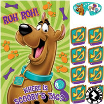 Scooby-Doo Party Game