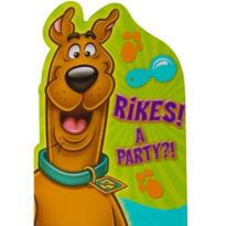 Scooby-Doo Invitations 8ct