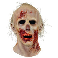 Screwdriver Zombie Mask - The Walking Dead