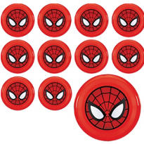 Spider-Man Flying Disc 48ct