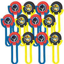 Transformers Disc Shooters 12ct