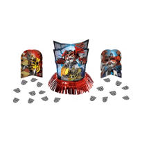 Transformers Table Decorating Kit 23pc