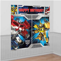 Transformers Scene Setter