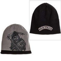 Reversible Sons of Anarchy Beanie