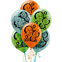 Bubble Guppies Balloons 6ct