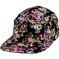 Floral Camper Hat