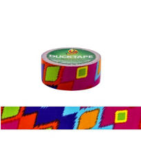 Ikat Fever Duckling Tape