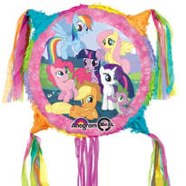 Add-a-Balloon My Little Pony Pinata 18in