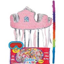 Pull String Tiara Pinata Kit