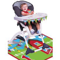 Farmhouse Fun 1st Birthday High Chair Kit 3pc