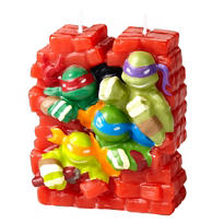 Teenage Mutant Ninja Turtles Candle