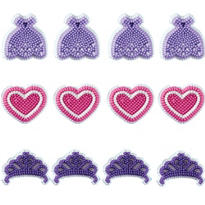 Sofia the First Icing Decorations 12ct