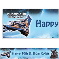 Guardians of the Galaxy Custom Banner