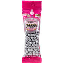 Silver Candy Pearls