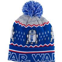 Holiday Star Wars R2D2 Beanie