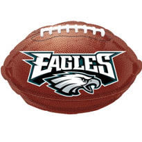 Philadelphia Eagles Foil Balloon 18in