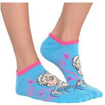 Elsa Ankle Socks - Frozen