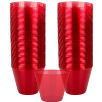 Red Plastic Cups 72ct