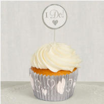 I Do Wedding Cupcake Combo Pack