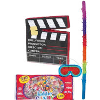 Movie Scene Marker Pinata Kit