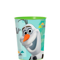 Olaf Frozen Favor Cup