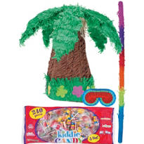 Palm Tree Pinata Kit