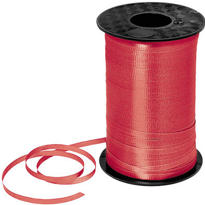 Red Curling Ribbon 350yds