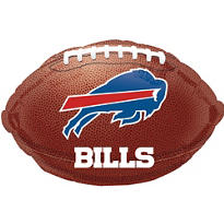 Buffalo Bills Foil Balloon 18in