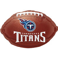 Tennessee Titans Foil Balloon 18in