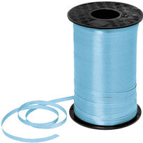 Light Blue Curling Ribbon 350yds