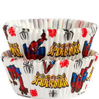 Spiderman Baking Cups 50ct