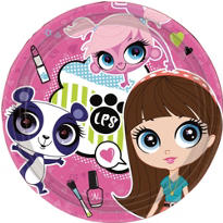 Littlest Pet Shop Party Supplies