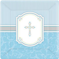 Boys First Communion Blessings Party Supplies