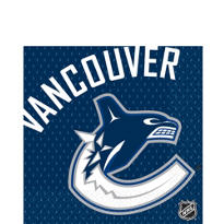 NHL Vancouver Canucks Party Supplies