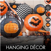 Hanging Halloween Decorations