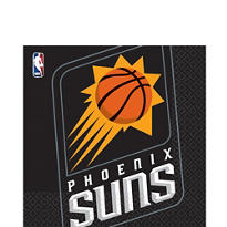 Phoenix Suns Party Supplies