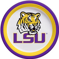 LSU Tigers Party Supplies