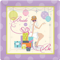 Chic Bride Bridal Shower Party Supplies