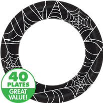 Spider Web Value Plates & Tableware