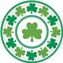 Lucky Shamrock Party Supplies
