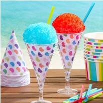 Ice Cream, Shaved Ice