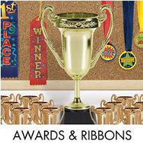 Awards & Ribbons